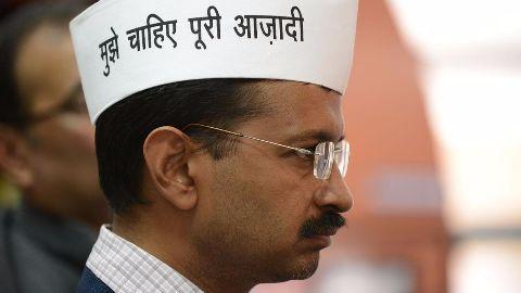 Kejriwal releases draft bill for Delhi statehood