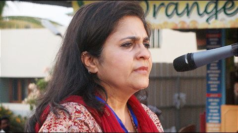 No foreign funds for Setalvad's Sabrang Trust