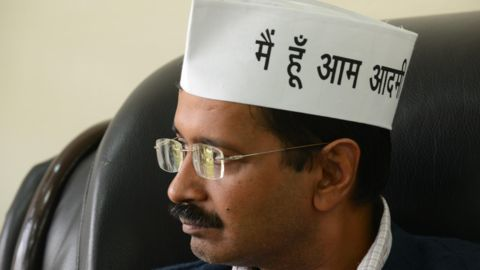 Kejriwal denies making statements about Jaitley