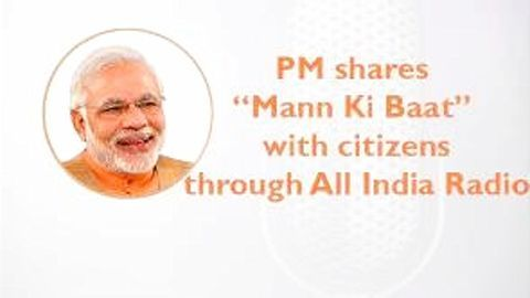 PM asks India to help him with Independence Day speech