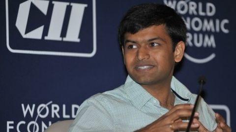 Phanindra Sama becomes an angel investor