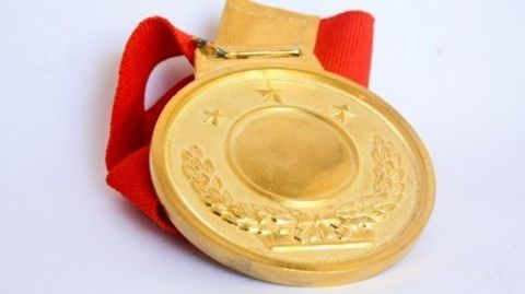 Gold Medal at Afro Asian Games