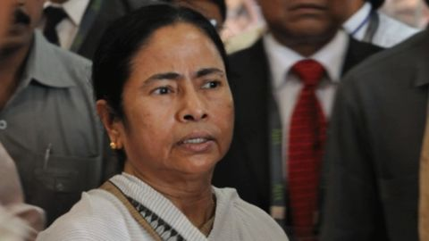 Professor arrested for circulating cartoon on Mamata