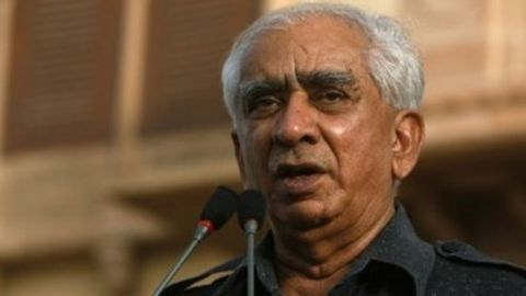 Foreign Minister Jaswant Singh visits Israel