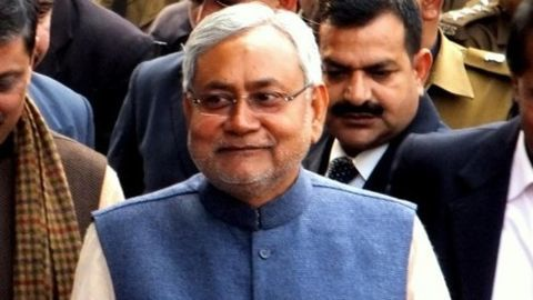 Nitish optimistic about the Janata Parivar merger