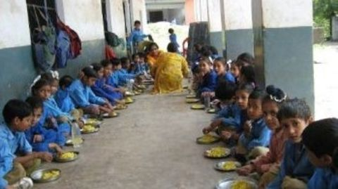 Atal Bihari Mission: eggs disappear from midday meals