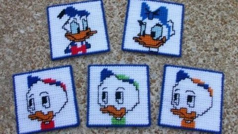 Daisy Duck completes Donald's family