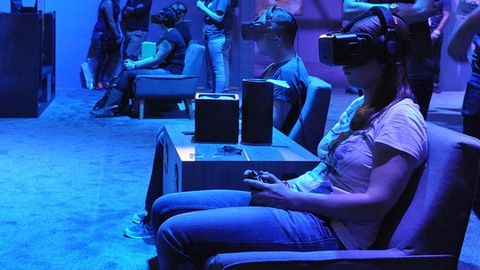 What is Oculus VR ?