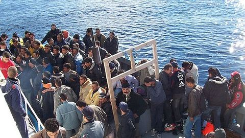 Illegal migrations increasing at an alarming rate