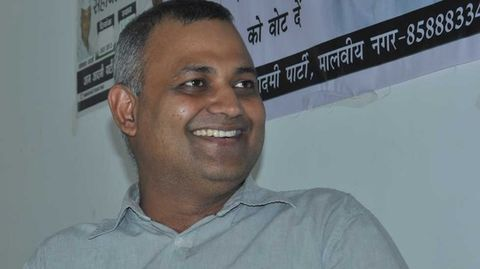 Somnath Bharti's case takes a nasty turn