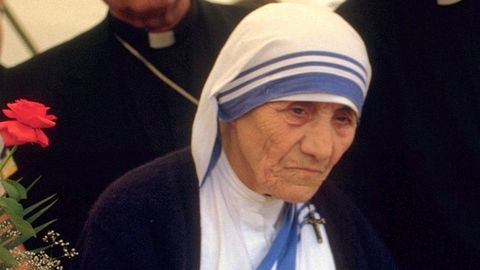 Sister Nirmala to succeed Mother Teresa