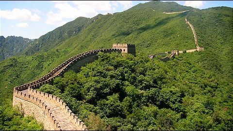 Great Wall of China facing danger of deterioration