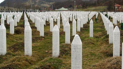 Commemorating the Srebrenica Massacre