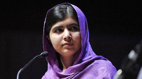 Malala highlights plight of Syrian refugees