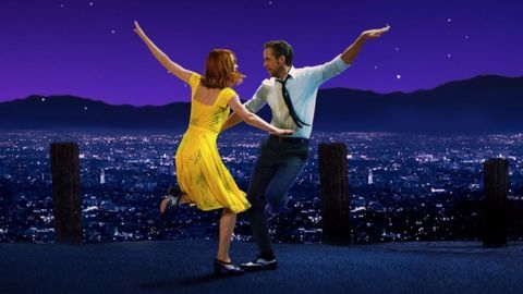 'La La Land' leads the Golden Globes with 7 nominations