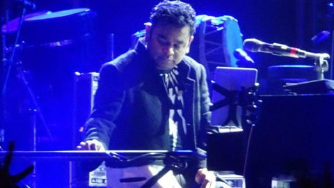 AR Rahman is in the Oscar race again