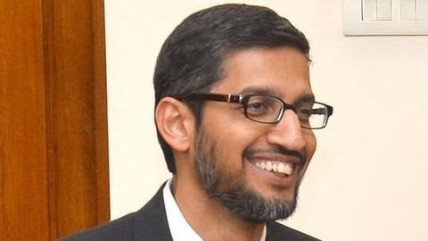 Google CEO visits his alma mater IIT-Kharagpur
