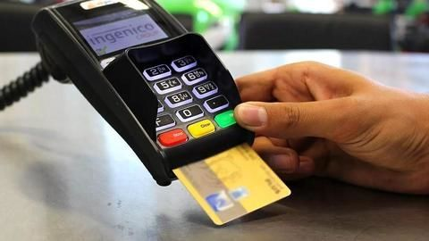 Good news! No fees for debit-card-transactions up to Rs. 2000