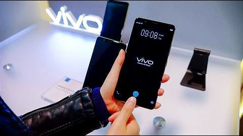 #CES2018: Worlds first smartphone with in-display fingerprint sensor is here!