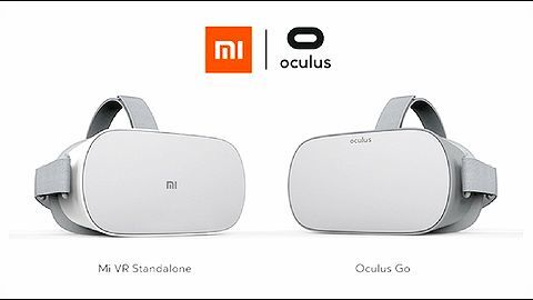 #CES2018: Facebooks Oculus, Xiaomi partner for two standalone VR headsets