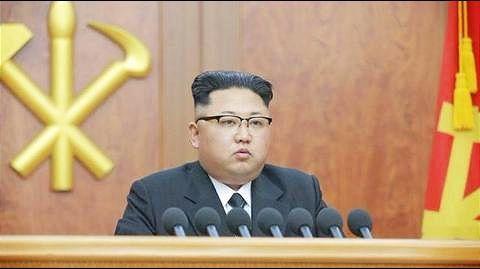 Nuclear button always on my desk: Kim Jong-un