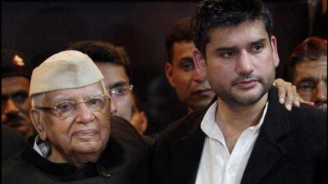 Congress leader ND Tiwari to join BJP