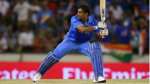 Dhoni to lead India one last time