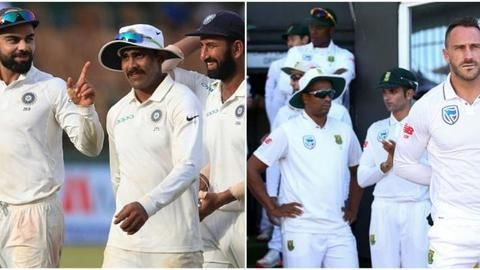 South Africa vs India 1st Test: Predicted Playing XI